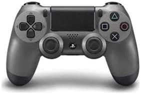 Sony PS4 Dualshock 4 Wireless Controller (Steal-Black)