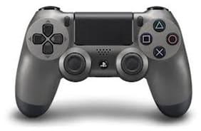 Sony PS4 Dualshock 4 Wireless Controller (Steal-Black)