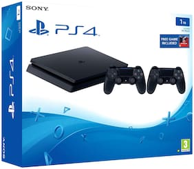 Sony PS4 Slim 1TB Console (Free Games: DS4, Driveclub)