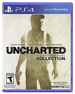Sony Uncharted - The Nathan Drake Collection (PS4)