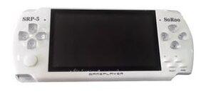Soroo 32 Bit Gaming Console - 4 Gb (White)