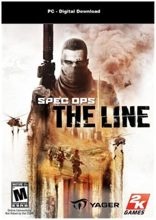 Spec Ops: The Line For PC (Digital Game)