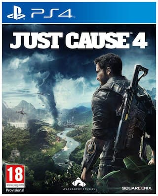 Square Enix Just Cause 4 - Standard Edition (PS4)
