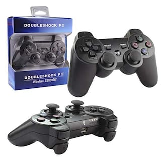 SS Agency Wireless Gamepad For PS3 ( Black )
