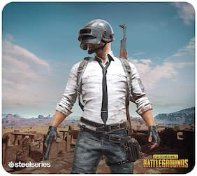 SteelSeries QcK PUBG Miramar Edition Cloth Gaming Mouse Pad