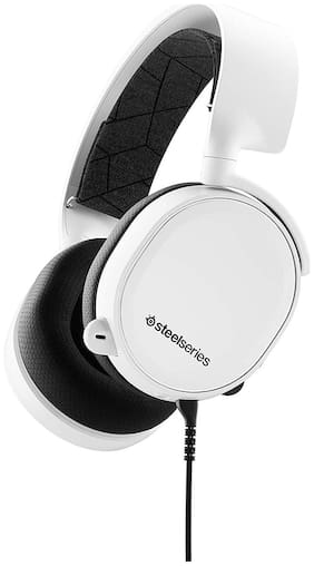 Steelseries 295 On ear Headsets With Mic - White