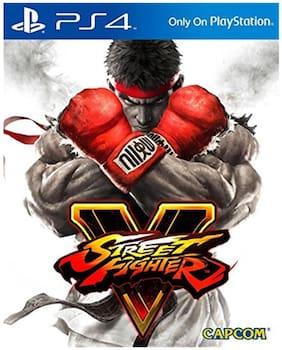 Street Fighter V For (PS4)