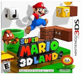 Super Mario 3D Land - 3DS