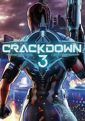 TGS Crackdown 3 Offline Only ( PC Game )