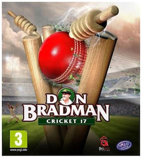 TGS Don Bradman Cricket 2017 Offline Only ( PC Game )