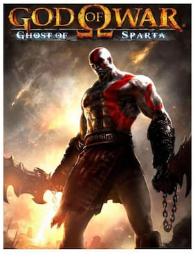 TGS God Of War Ghost Of Sparta Offline Only ( PC Game )