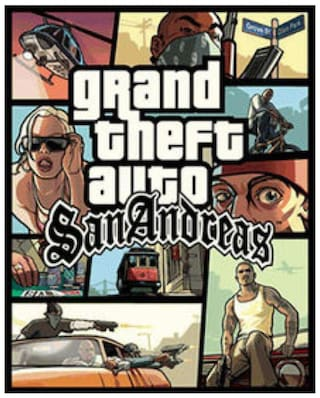 TGS GTA San Andreas Offline Only ( PC Game )