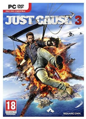 TGS Just Cause 3 Offline Only ( PC Game )
