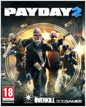 TGS Payday 2 Offline Only ( PC Game )