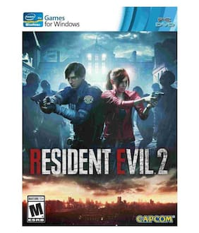 TGS Resident Evil 2 Offline Only ( PC Game )