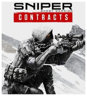 TGS Sniper Ghost Warrior Contracts Offline Only ( PC Game )