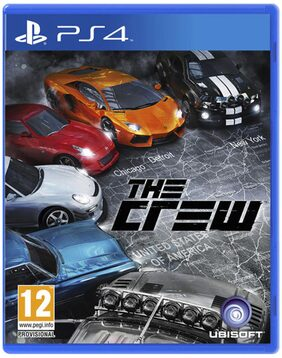The Crew (For PS4)
