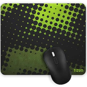 Tizum Mouse Pad for Laptop, Notebook, MacBook Pro Air, Gaming Computer | Anti-Skid Base Mousepad (Multi)