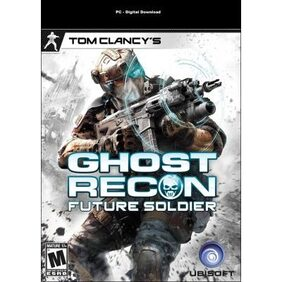Tom Clancy's Ghost Recon: Future Soldier For PC (Digital Game)