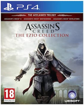 UBI Soft Assassin s Creed  The Ezio Collection (PS4)