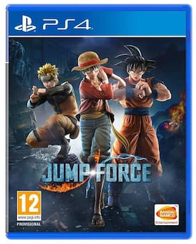 Ubisoft Jump Force Physical Games For PS4