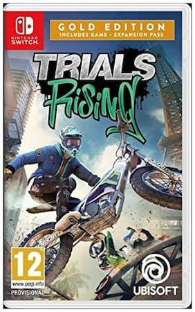 Ubisoft Trials Rising Gold Edition (Nintendo Switch)