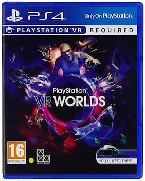 VR Worlds VR (PS4)