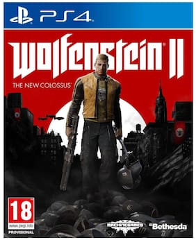 Wolfenstein ii: the new colossus ps4 ( Ps4 )