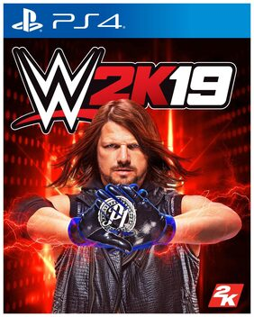 WWE 2K19  (for PS4)