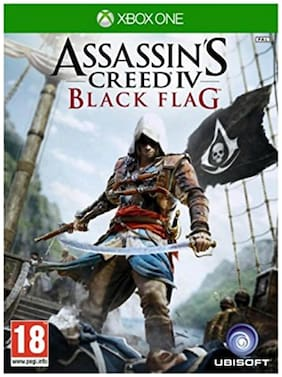 X-Box One Assassins Creed IV Black Flag