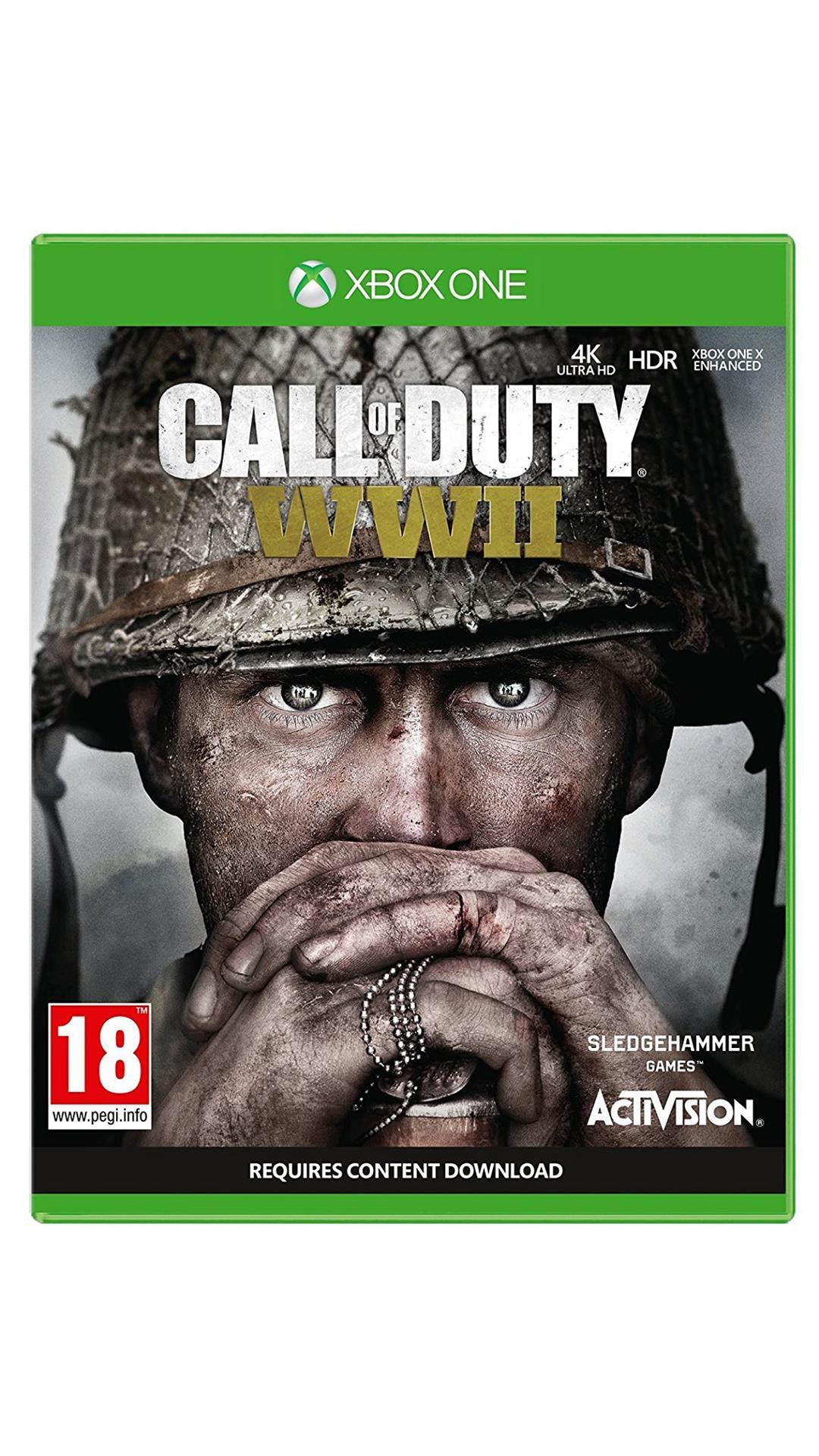 X-Box One Call of Duty - World War 2