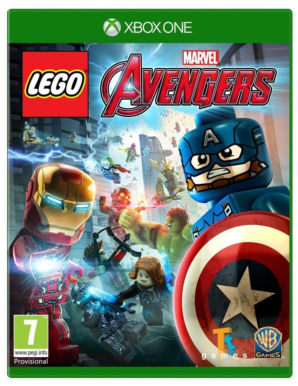 X-Box One Lego - Marvel Avengers
