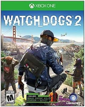 X-Box One Watch Dogs 2