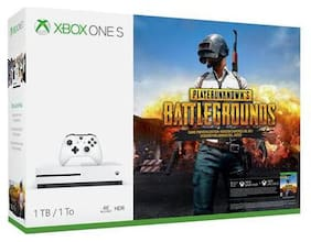 Xbox One S 1TB Console   PLAYERUNKNOWN S BATTLEGROUNDS Bundle With Steep & The Crew (DLC)