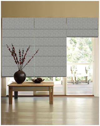 Presto White Colour Window Blind 44 X 72 Inch
