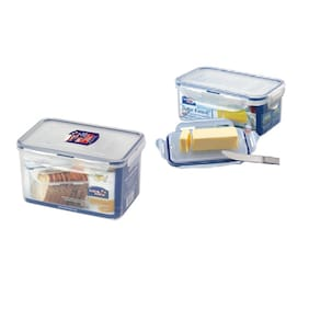 Lock & Lock Bread & Butter Box (Set of 2)