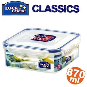 Lock & Lock Classic Food Storage Square Container (Set of 2)