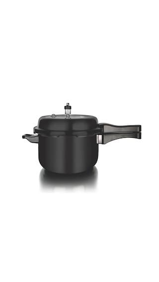 41ca7ecc0c2 Buy Sumeet Hard Anodised Metalina Pressure Cooker 3 Litre Online at ...