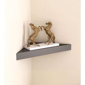 Home Sparkle Corner Wall Shelves