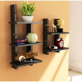 Home Sparkle Ladder Shelf