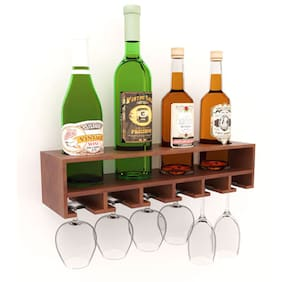 Home Sparkle 4 Bottle Wine Rack