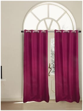 House This 210 Tc Berry 1 Window Curtain
