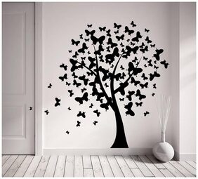Decor Kafe Printed Wall Sticker ( Pack Of 1 )
