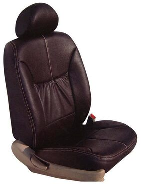 Hi Art Leatherite Seat Cover for Honda Amaze