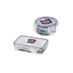Lock & Lock Lunch Box Component Series (800ML+140ML) (Set of 2)