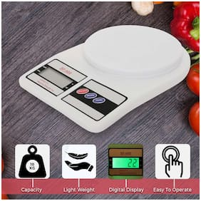10 kg Electronic Kitchen Digital Weighing Scale Weight Machine