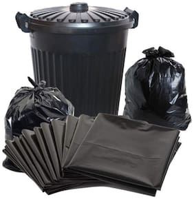 100 Pieces of Garbage / Dust Bin Bag (17x23 Inch)