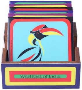 106 Coaster MDF Wild Life North East India