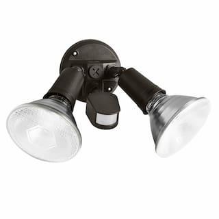 110 Degree Motion Sensor Security Flood Light Spot Outdoor Lamp Wall Mount NEW