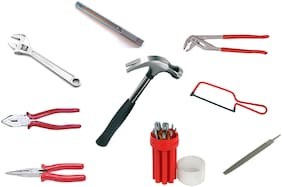 17 Hand Tool Kit Set Ideal Hand Tool for home